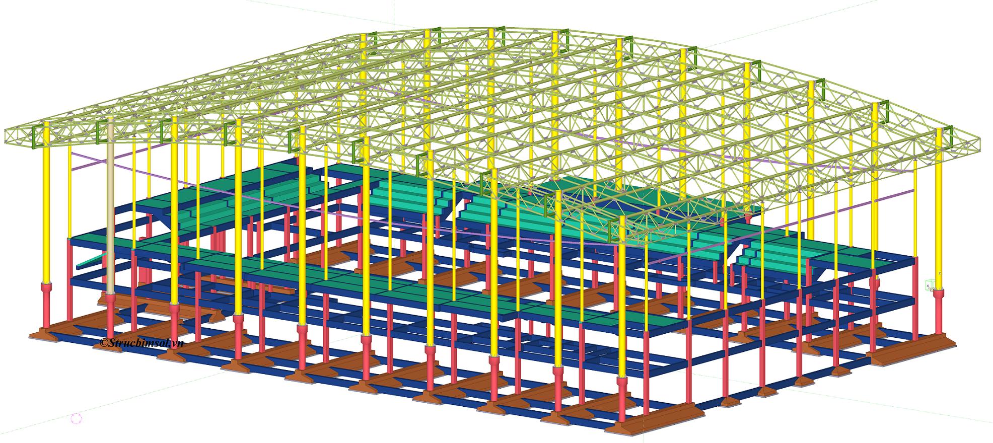 CIP_Steel_SpaceRoof_Structures